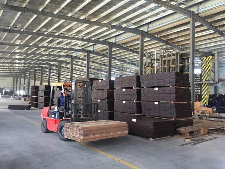 BambuDeck Fabrika